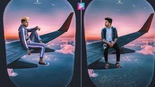 PicsArt Creative Visual Photo Editing Tutorial Step By Step In Hindi In Picsart 2019