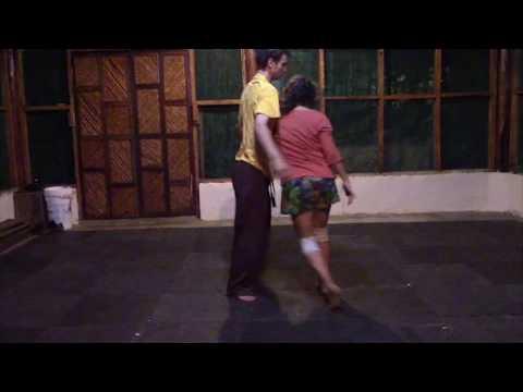 Improvisación de Contacto Nicaragua - 27 Nov. 2016
