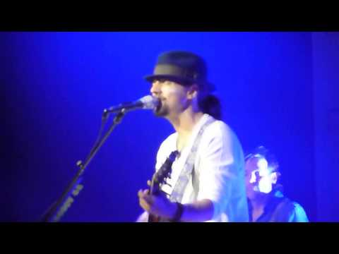 Jason Mraz 14.November 2012 Maag Halle Zurich 93 Million Miles