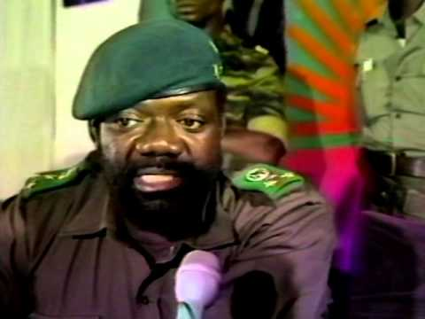 SABC TV News (1984) - Savimbi [1/4]