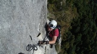 Via Ferrata Road Trip French Alps