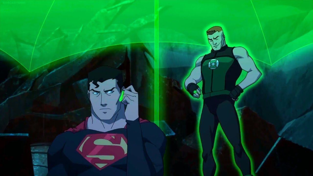 Download Young Justice 3x14 - Superman and Green Lantern Team Up