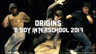 Stan x Shadiko x Felix Huang | Judges Showcase | Origins: B-Boy Interschool 2017