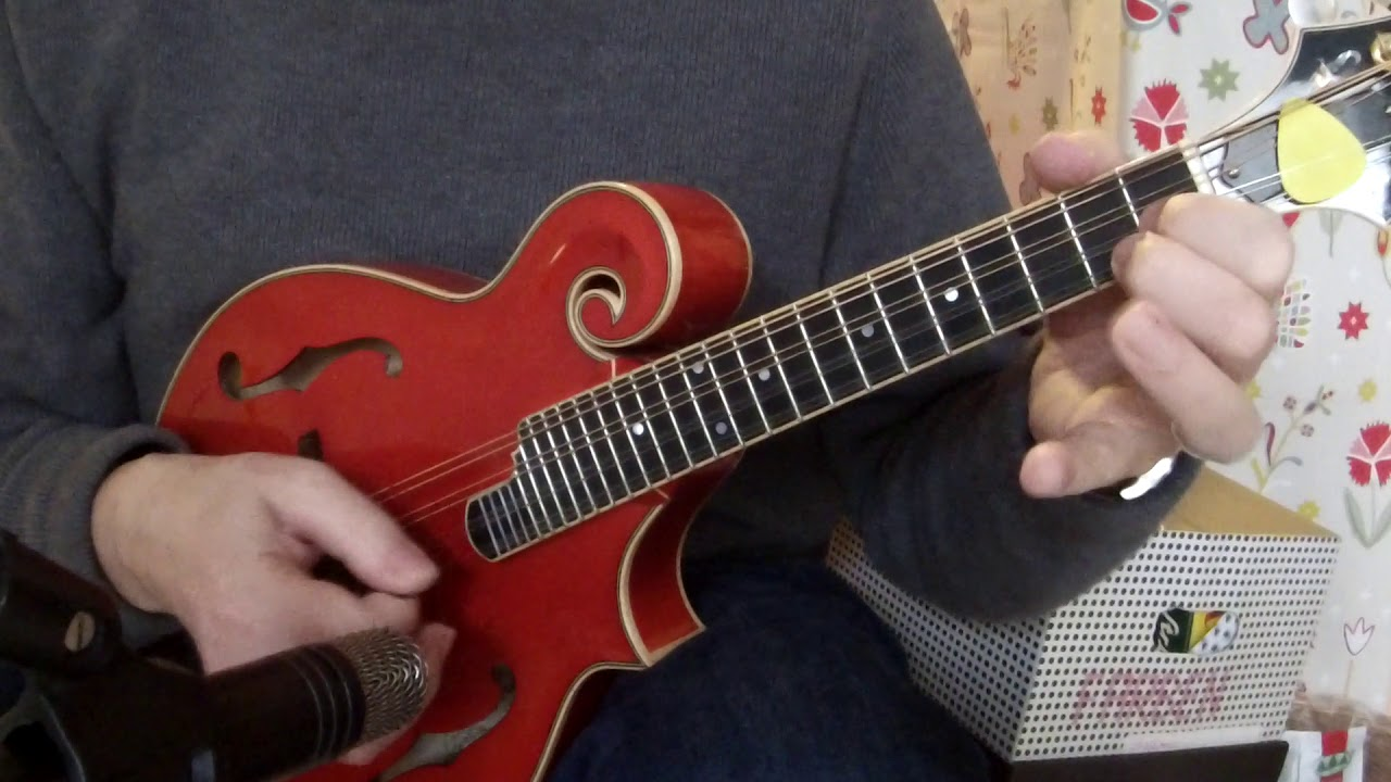 Gypsy Song (Zigeunerlied) from Bluesalbum for Mandolin and Guitar