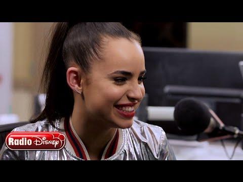 Sofia Carson and Alex Aiono - Spanish Songs Challenge | Radio Disney