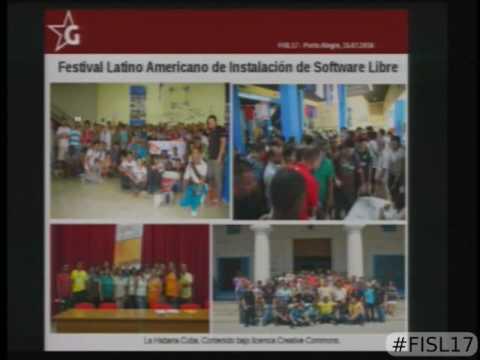 Software Libre en Cuba  Retos y logros de la comunidad
