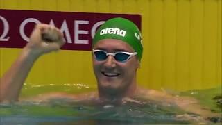 FINA競泳ワールドカップベルリン大会2009(ドイツ) 男子100m平泳ぎ