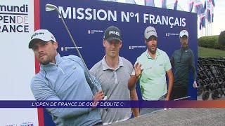Yvelines | L'Open de France de golf débute ce jeudi 17 octobre
