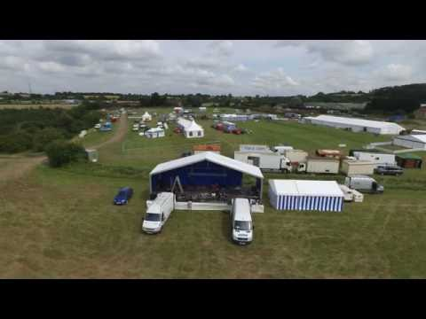 South Gloucestershire Show Danco Drone Footage
