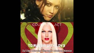 Repeat youtube video To Russia With Love - COURTNEY ACT vs. HILARY DUFF (dj dan murphy stranger mashup remix)