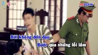 karaoke HD NƯỚC MẮT CỦA MẸ ( Singer : châu khải phong beat tách )