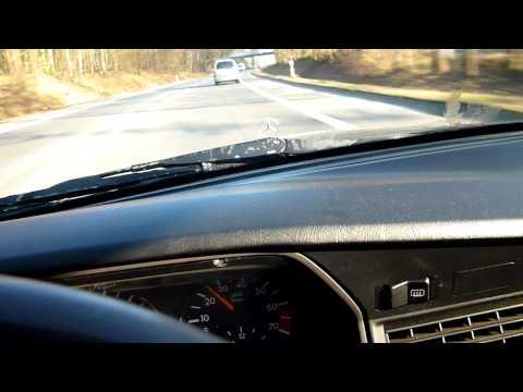 Cruisen mit dem Mercedes 190E 2.6 Sportline