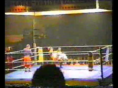 Catchen/Wrestling Eric Watts vs Dirty Dan Collins Bremen 12.12.94