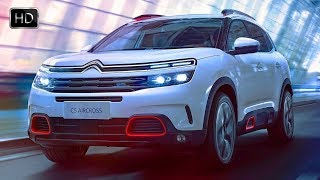 2019 Citroen C5 Aircross SUV Safety and Technology Features Demo HD