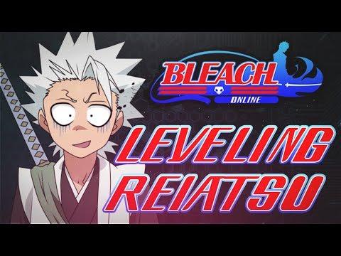 Bleach Online | Leveling My Reiatsu