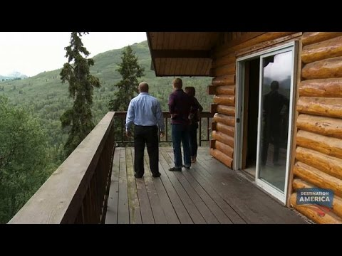 Beautiful Barn House | Buying Alaska