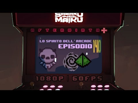 """""""VoiDice"""", Lo Spirito dell'Arcade 140 - The Binding of Isaac: Afterbirth+"""