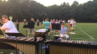 Marching Band Preview Delaware Valley Regional High School