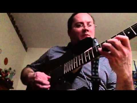 guitar warm up and video test