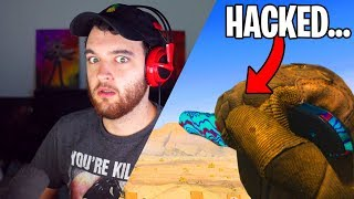 How To HACK Damascus Camo?! (new dark matter glitch)