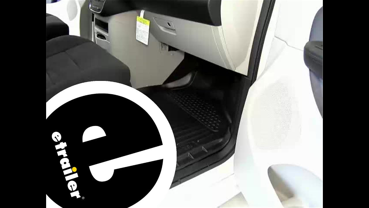 Review of the Husky Front Floor Liners on a Dodge Grand