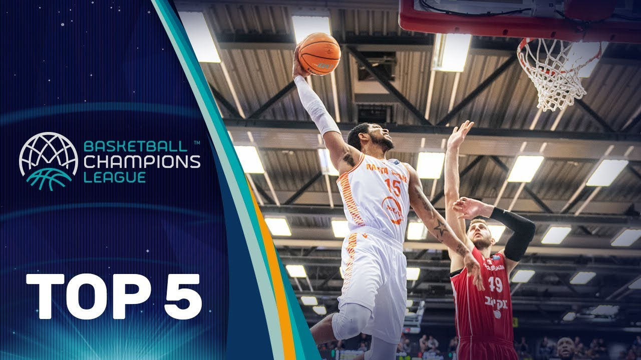 Top 5 Plays | Tuesday - Gameday 10 | Basketball Champions League 2019