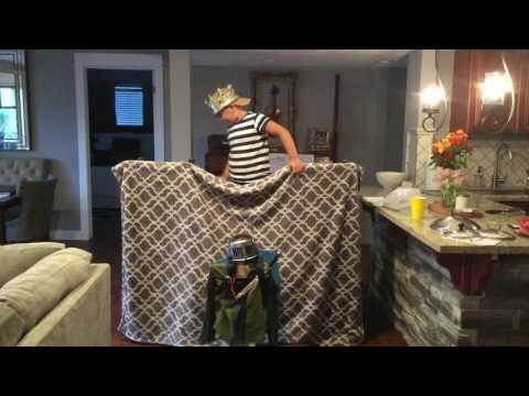 Review of my blanket castle