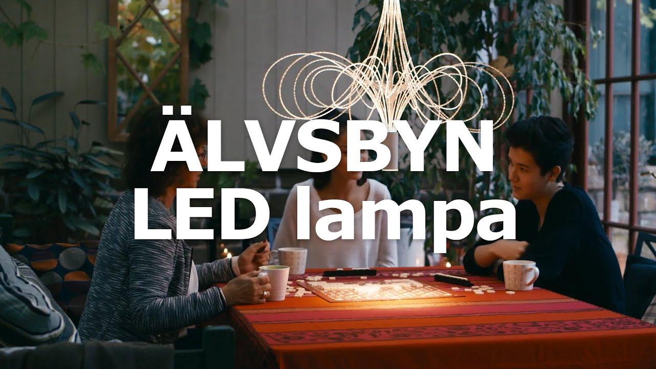 Alvsbyn Led Lampa Youtube