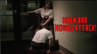 VAMPIRES VS ZOMBIES (2004) Review - When Bad Movies Attack!