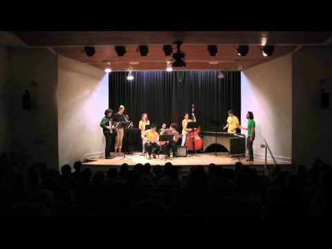 Music of Brazil Spring Concert 2015 - College of William and Mary