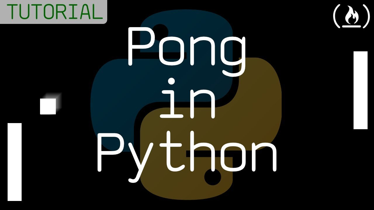 Python Game Tutorial: Pong