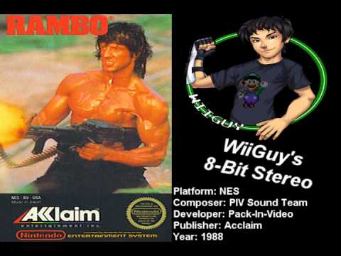 Rambo for nes sucks