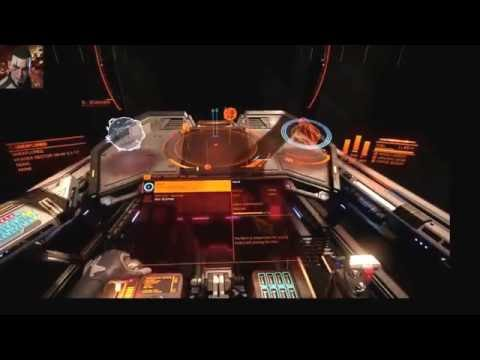The Three Spacekateers Off To The Witch Head (Elite Dangerous) Part 1