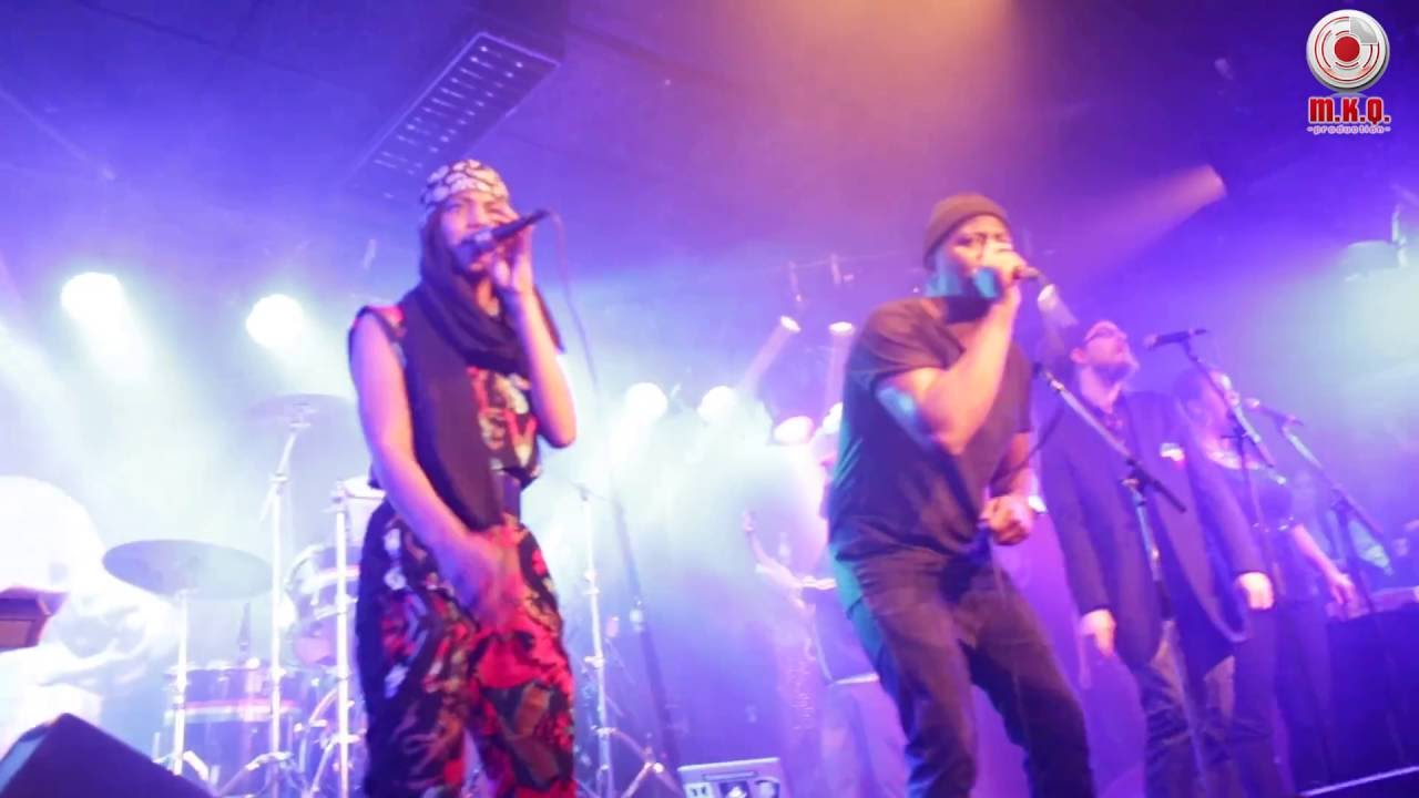 Etzia live at Musikenshus 2014