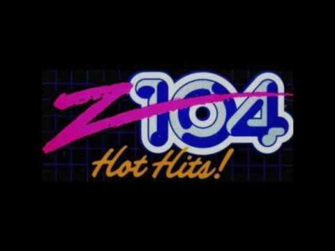 "WNVZ Z104 Norfolk-Virginia Beach - ""Wild"" Jay West - 1998"
