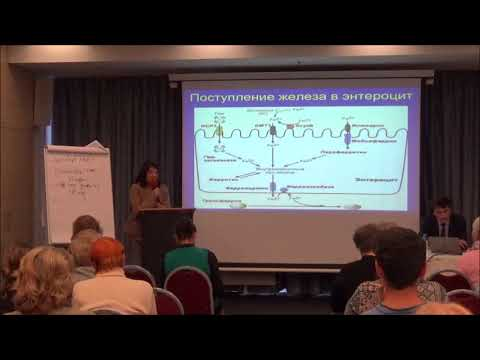 О.А. Мехтиева Синдром перегрузки железом при болезнях печени