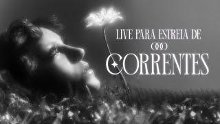 Live Priscilla Alcantara - Pré-estreia clipe Correntes