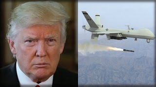 ATTACK OF THE DRONES: TRUMP JUST LAUNCHED THE DRONES! LOOK WHERE THEY ARE FLYING NOW…
