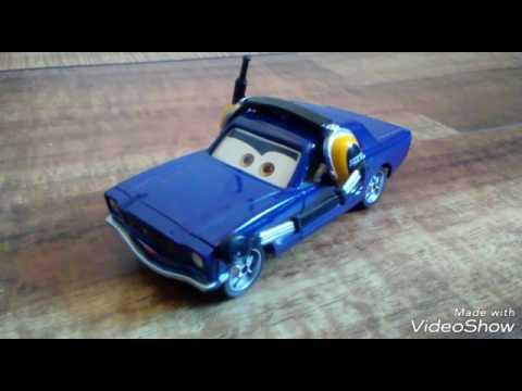 Cars 3 RSN Brent Mustangburger (Custom)