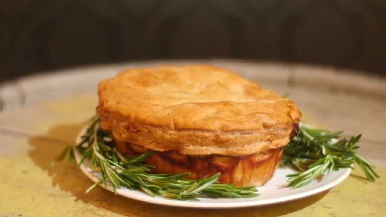 William Dyer Chicken Bacon Leek Pie Great Taste Awards 2015 Top 50 Youtube