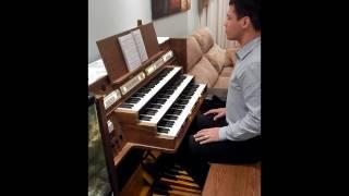 CCB - JOIAS MUSICAIS da Congregação Cristã no Brasil - HINO 411 - by Messias Ullmann