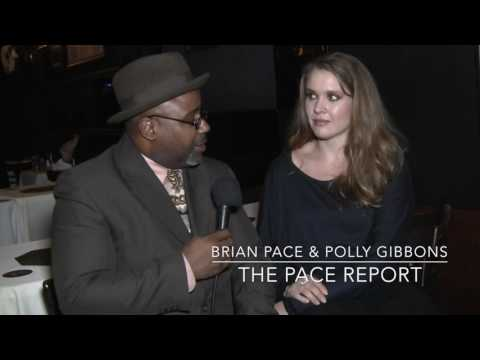 "The Pace Report: ""The Art and Soul of Miss. Polly Gibbons"" The Polly Gibbons Interview"