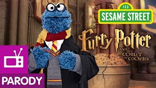 Sesame Street: Furry Potter and The Goblet of Cookies (Harry Potter Parody)