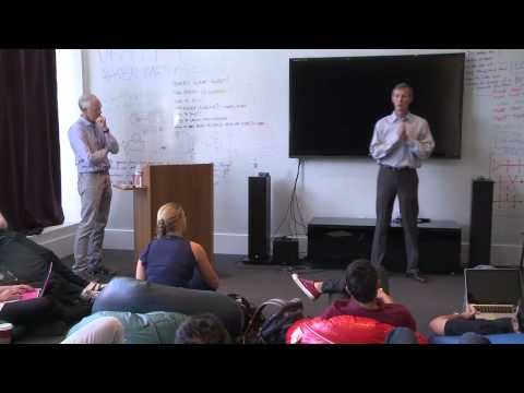Here are the Keys to Small Company Advertising with Q&A | Intuit Founders Scott Cook & Tom Proulx