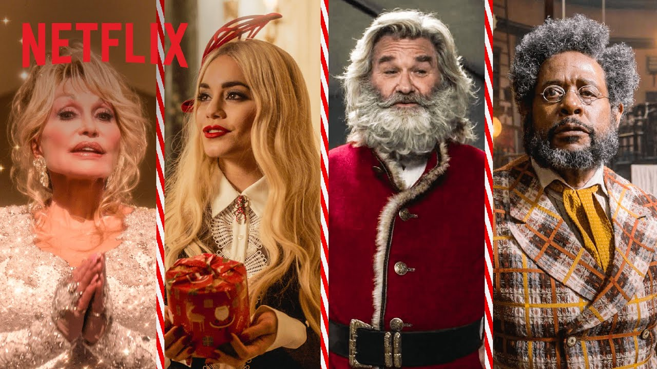 """Every """"Christmas"""" In Netflix's Holiday Movies 
