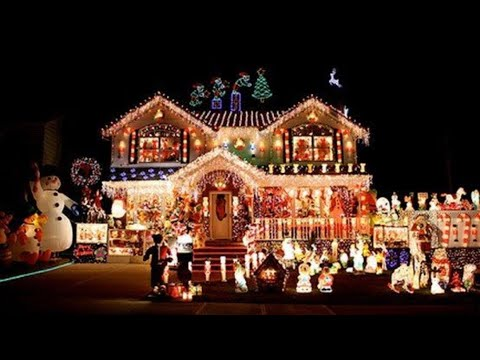 Rating Houses Christmas Decorations Very Funny