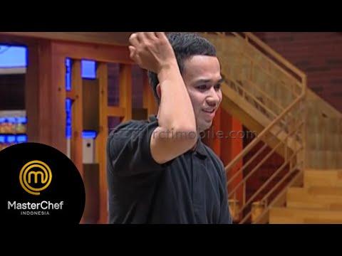 Hahaha gugup banget nih anwar pasti [ MAster Chef Indonesia ] [ 09 Agustus 2015 ]