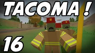 "UNTURNED - E16 ""Tacoma!"" (WASHINGTON Role-Playthrough 1080p)"
