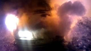 BMW 328i сгорела у меня на глазах(, 2011-10-23T07:52:52.000Z)