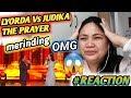 LYODRA X JUDIKA - THE PRAYER - Indonesian Idol 2020  #REACTION